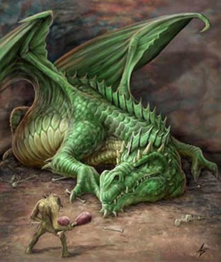 Dragons mauvais