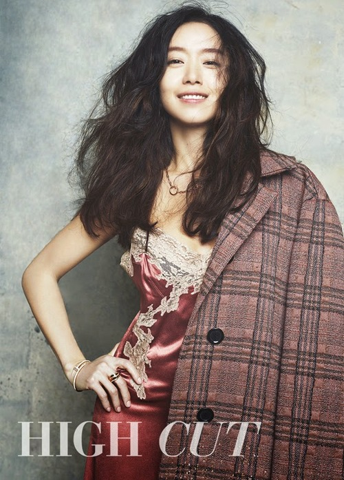 Jeon Do Yeon pour High Cut