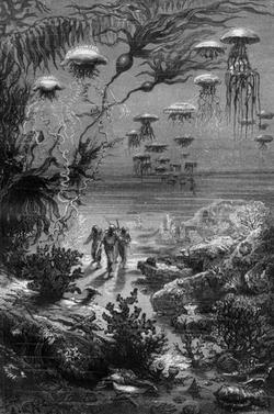20 000 Lieux sous les mers - Jules Verne