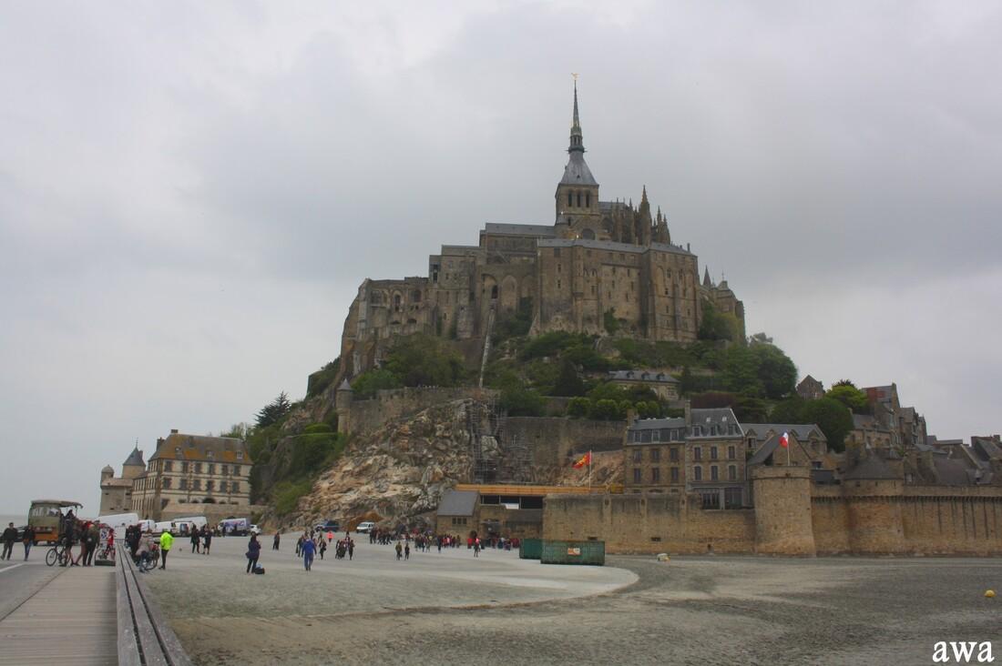 Normandie mai 2017 : Visite du Mont Saint Michel  ( 3 )