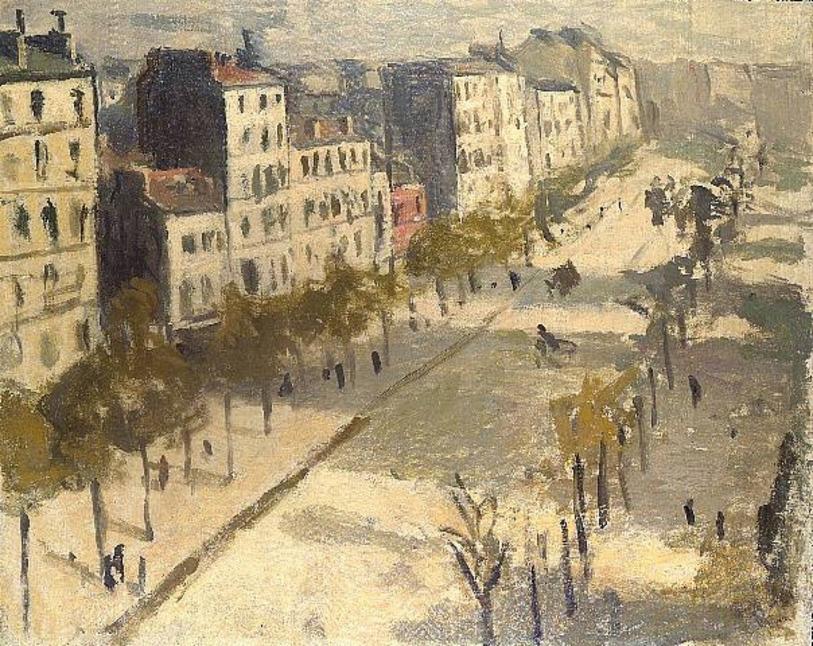 L'avenue de Versailles