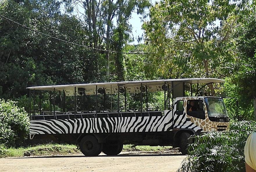 22/7/19 : Île Maurice : Casela parc zoologique (3/6)