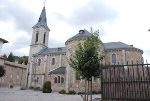 L'église st Hippolyte