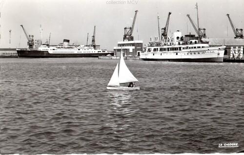 Port et bateaux 1