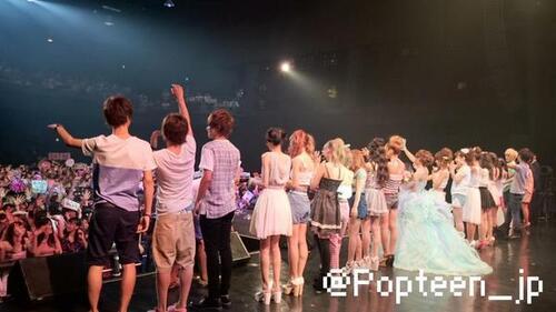 Report: POPTEEN Kumicky Graduation & Résultat audition