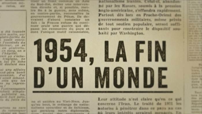 """Sur France 5 ne manquez pas le documentaire """" Fin d'un Monde """" le 30 novembre 2014 à 22 h 45"""