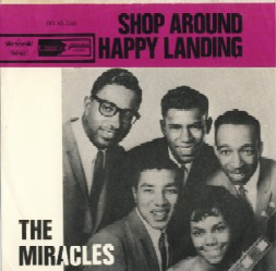 """Shop Around"" Smokey Robinson & The Miracles"