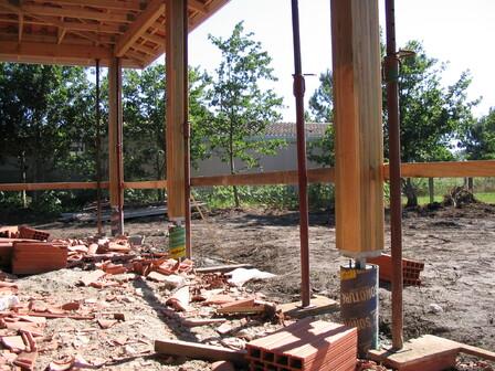 Le jardin en 2006