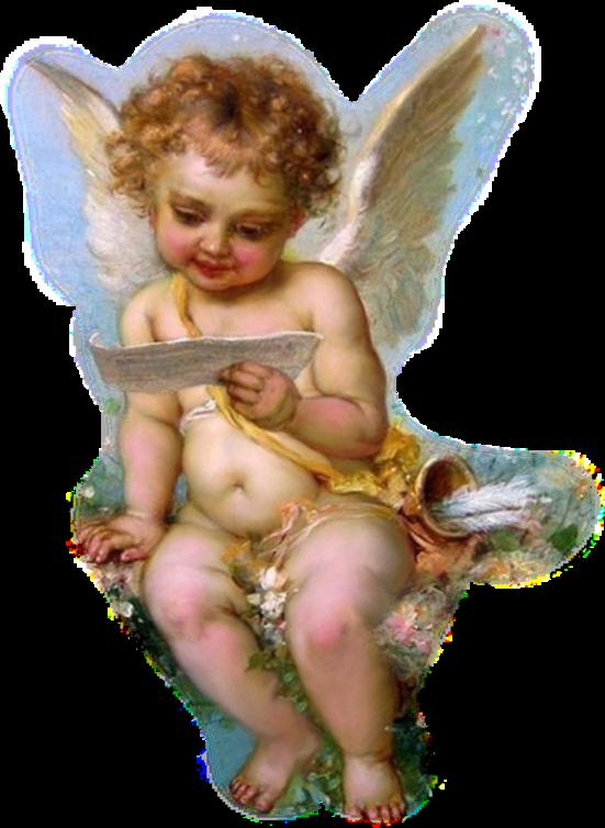 Le petit ange qui avait perdu sa partition,