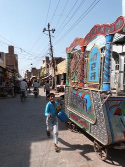 L'Inde ou le paradis des vieux tacots