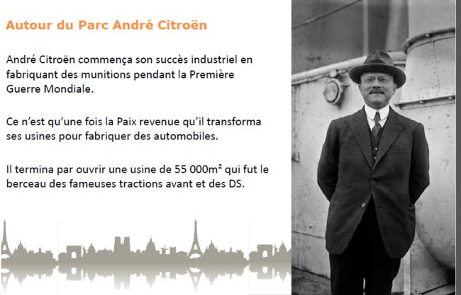(Série sur les anecdotes insolites de Paris)