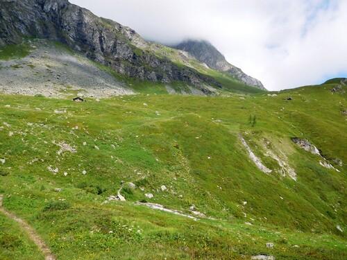 23/07/2018 Refuge de la Martin Villaroger Vanoise Savoie 73 France