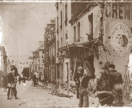 rennes juin 1944