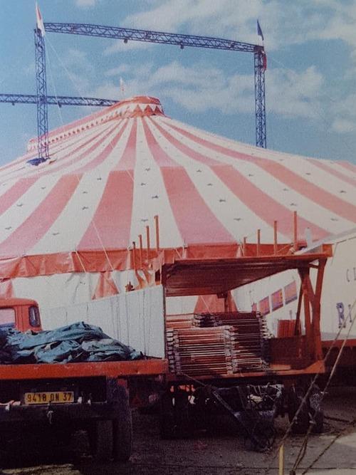 le Nouveau cirque de Jean Richard le