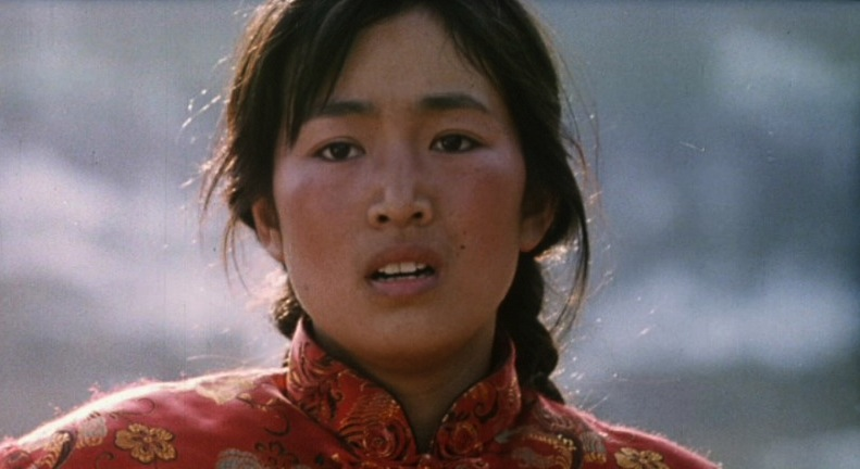 Gong Li in Yimou Zhang The Story of Qiu Ju