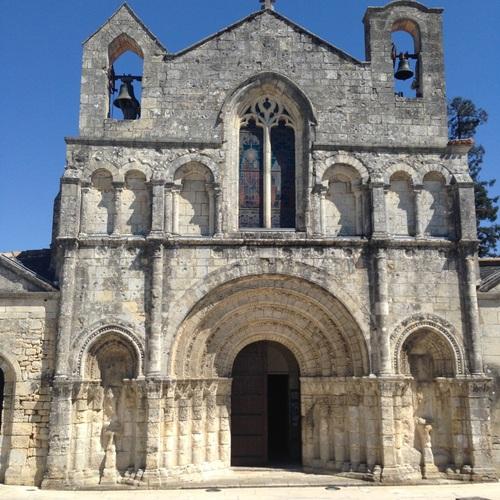 Église Saint Vivien de Pons