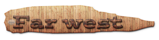 Le Far-West par Jopel