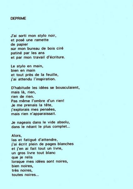 Déprime   Henri Jacques Gros