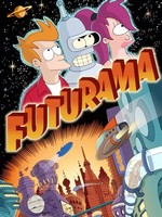 Futurama affiche