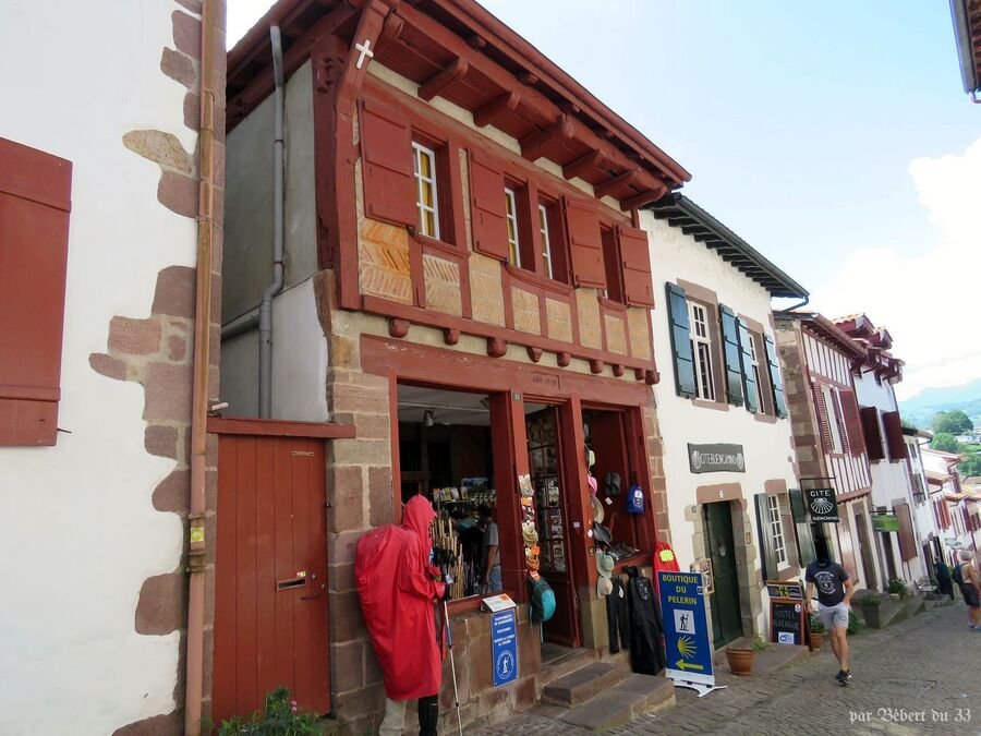 Saint Jean Pied de Port (64) -2