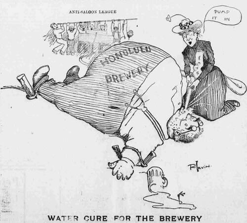 Prohibition roots