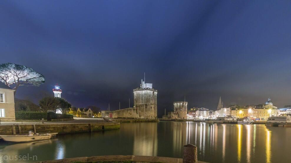 La Rochelle endormie