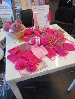 Les tricoteuses branchées .....