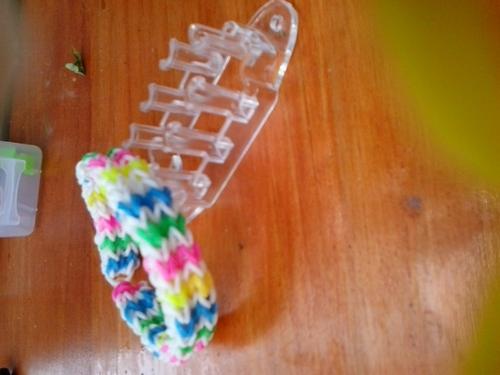 bracelet ziggle zaggie avec monster tail