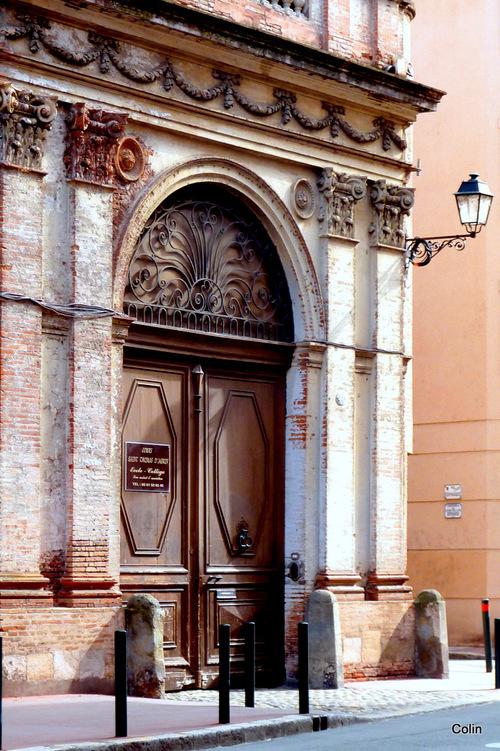 Une grande porte (2)