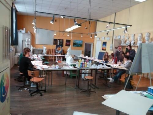 Parthenay Atelier Vache 16-20 ans