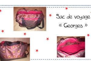 Sac de voyage Georges
