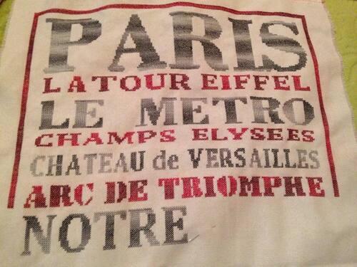 SAL Paris, étape 11