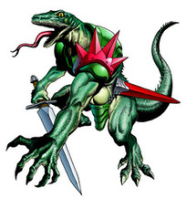 Lizalfos - <i>Ocarina of Time 3D</i>