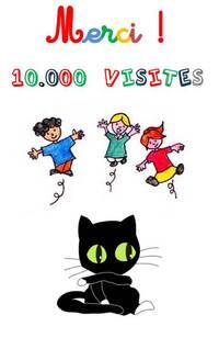10000 visites !!!