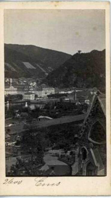 Adolphe Braun et l'Allemagne