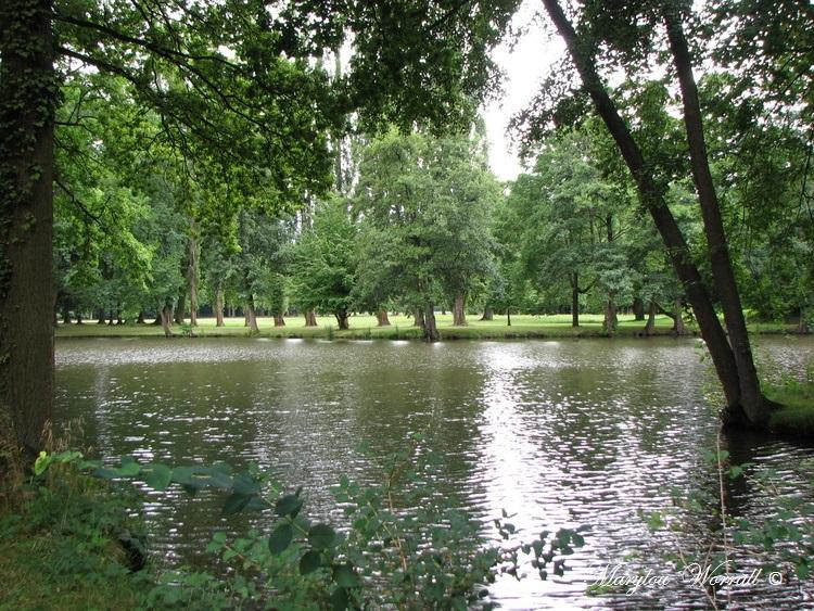 Parc de Schoppenwihr 68 : Son histoire
