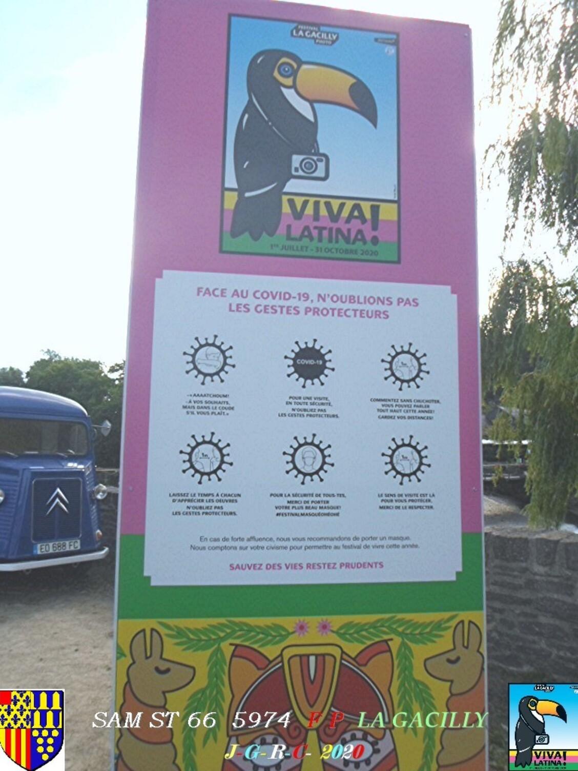 FESTIVAL PHOTO N° 17 LA GACILLY 56 6/7   D   29/08/2020