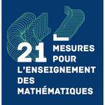 21 mesures pour les maths