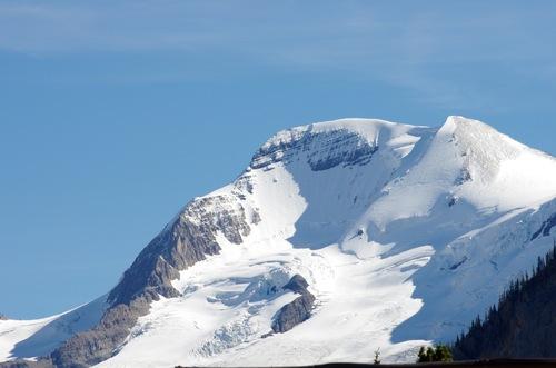 En Alberta, la route des glaciers.
