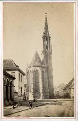 Adolphe Braun et l'Alsace