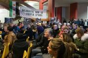 Solidarité avec les réfugié-e-s Syrien-ne-s : ça continue