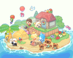 Nintendo Cafe — Animal Crossing: New Horizons only on Nintendo...