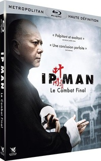 [Blu-ray] Ip Man : Le combat final