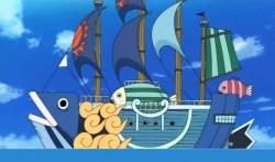 Navire des Pirates du Soleil