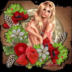 ♥ Vos Variantes... Roses ♥