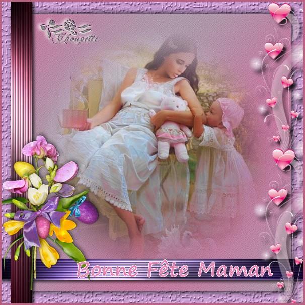 Tutoriel du mois ; fête des mères