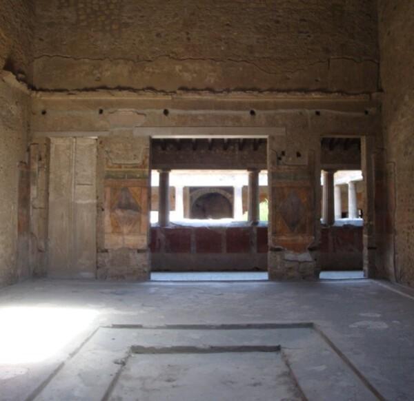 Pompei, la Villa des Mystères 2