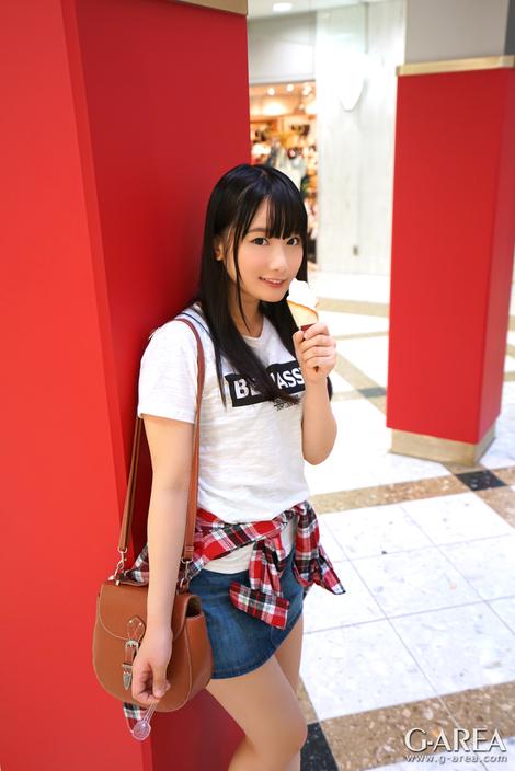 WEB Gravure : ( [G-AREA] - | PERFECT-G No.596 | Aya/あや : 乱れて中出しを切望する飲食店ホールスタッフの痴態 )