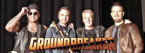 GROUNDBREAKER - Les détails du premier album Groundbreaker
