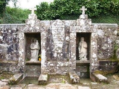 Lanrivain : Notre-Dame de Guiaudet